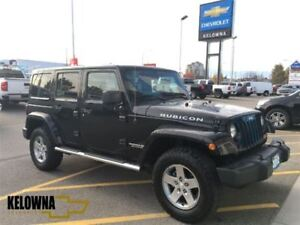 2012 Jeep WRANGLER UNLIMITED Rubicon | Removable Hardtop | Overh
