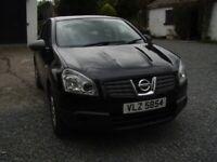 Nissan, QASHQAI, Hatchback, 2008, Manual, 1461 (cc), 5 doors