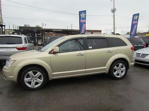 2010 Dodge Journey R/T | AWD | LEATHER | 5PASS | HEATED SEATS London Ontario image 4