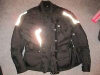 """Motorcycle Textile suit - Kids - Jacket sixe 3XL, trousers inside leg 20"""""""