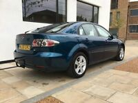 2006 | Mazda 6 | 2.0 Diesel Manual | cruise Control | Alloys | New Tyres | Full Service His