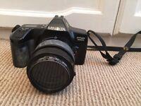 Minolta Dynax 3000i SLR Camera