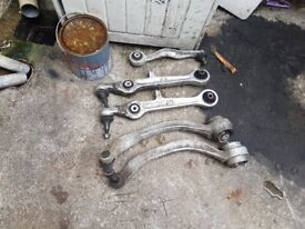 Vw passat b5 5.5 audi A4 superb bottom and 1 top arm