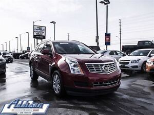 2016 Cadillac SRX AWD Navigation, panoramic sunroof