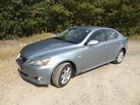 Lexus IS220d, long MOT, 2 keys