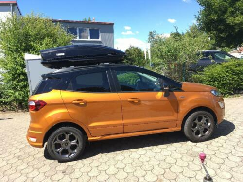 ford ecosport suv thule dachbox motion xt mieten oder neu. Black Bedroom Furniture Sets. Home Design Ideas