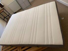 Delivery IKEA premium king mattress standard hovag 2f3tttd2 kingsize