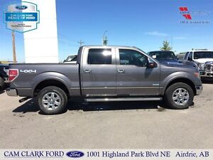 2013 Ford F-150 Lariat SuperCrew EcoBoost 4WD