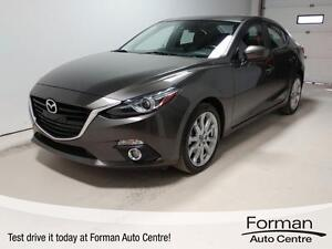2014 Mazda Mazda3 GT-SKY - Heated Seats | Bluetooth | Sunroof