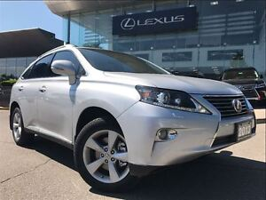 2013 Lexus RX 350 Premium pkg 2 AWD Back Up Cam Sunroof