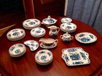 Masons Ironstone Dinnerware Service