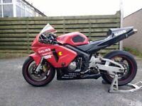 2003 Honda CBR600RR Track Bike