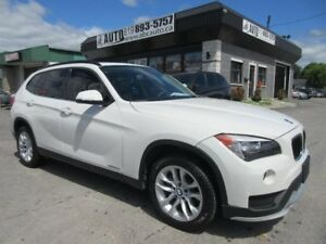 2015 BMW X1 xDrive Panoramic Sunroof Super Low Kms