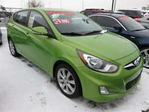 2012 Hyundai Accent GLS--AUTO--AIR--TOIT--BTOOTH