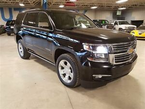 2015 Chevrolet Tahoe LTZ, Leather, Power Running Boards, Bluetoo