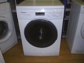 PANASONIC WASHING MACHINE fully reconditioned and perfectly clean