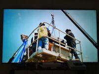 75 inch Toshiba smart 4k UHD TV