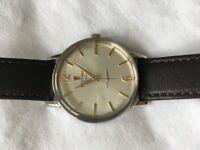 Festina Extra Vintage Style Men's Dress Watch. 36mm, Domed Crystal, Sub-seconds, Quartz