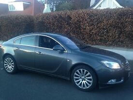 Bargain fully loaded Vauxhall insignia
