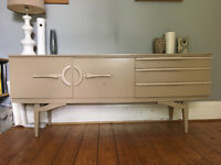 Vintage Sideboard (painted in Farrow and Ball paints)