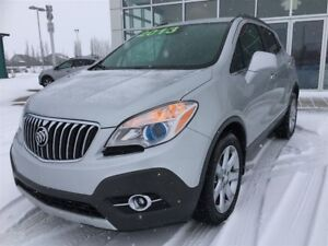 2013 Buick Encore LEATHER, LIKE NEW, INSPECTED