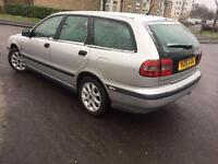Volvo V40, 1.8, Estate, long MOT, 1 owner, FSH.