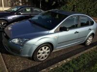2006 FORD FOCUS TDCI MOTD IMMACULATE VERY ECONOMICAL 1.6 cc ONLY £999