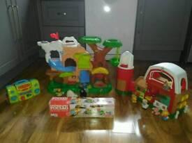 Bundle of toys (unisex) 6+ months