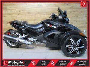 2009 Can-Am Spyder RS PHANTOM !!!  59$/SEMAINE