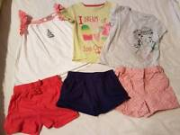 Bundle of girls clothes 2-3 years of age