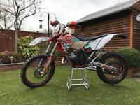 2011 KTM 125 EXC
