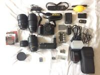 Nikon D90 bundle