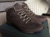 Mens Timberland Euro Hiker boots size 10