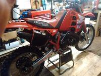 Honda crm 250 enduro bike cr.gasgas tm evo ts honda xr