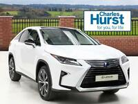 Lexus RX 450H LUXURY (white) 2016-01-11