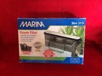 Marina Slim Filter S15 Power Filter (for tanks/aquariums)