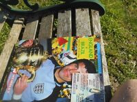England v Brazil football programme. Wembley. 1987 Good condition with match day ticket.