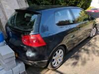 VW Golf 2005 breaking - engine gearbox turbo mirrors