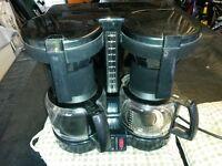 Krups Twin Pot Filter Coffee Percolator