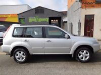 Super low mileage Nissan X-Trail with full service history full leather and MOT'd ... NO VAT (42)