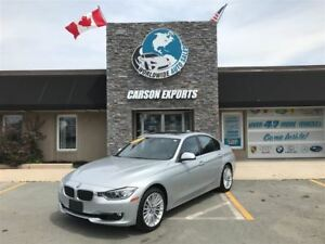 2015 BMW 3 Series LOOK! 328I XDRIVE! FINANCING AVAILABLE!