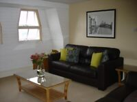 Furnished two bedroom flat in Clifton