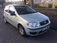 2005(54)Fiat Punto 1.2 very Low Miles only 49k with Full Service History!