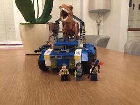 Lego Jurassic world set 75918