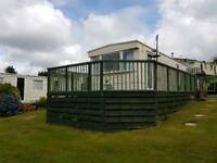 Mobile home sleeps 6 to Hire