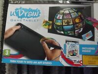 PS3 UDraw Game Tablet