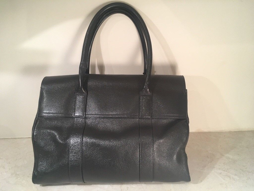 2c69194fc50 Mulberry Bayswater Pebbled Graphite Bag   in Bridgwater, Somerset ...