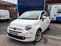FIAT 500 LOUNGE 1.2, 2015/65 **NEW SHAPE**VERY HIGH SPEC ONE**NEW M.O.T**LOVELY CAR**BARGAIN!!