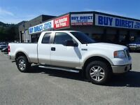2007 Ford F-150 Lariat Ext Cab 4X4
