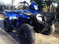 POLARIS SPORTSMAN 450 4X4 AUTOMATIC ROAD LEGAL TRX ATV 500 420 400 FARM QUAD 700